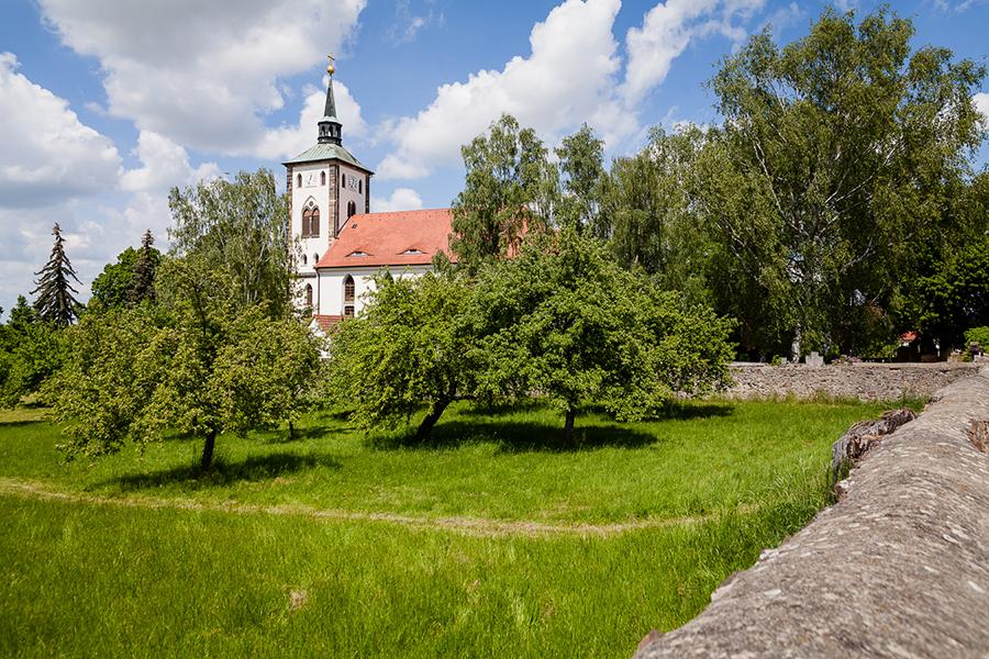 Kirche Zadel, Meißen