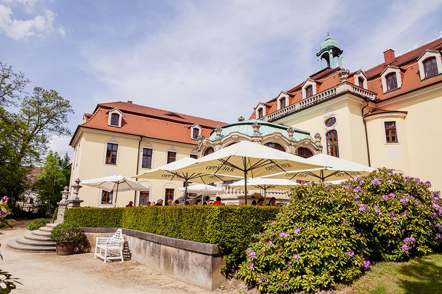 Hochzeit Schloss Proschwitz Meissen