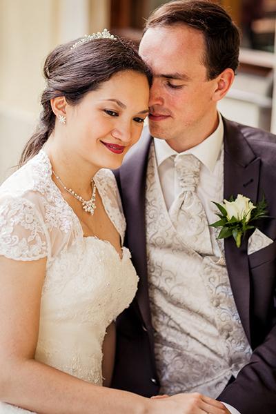 Brautpaar Hochzeit Schloss Proschwitz Meissen