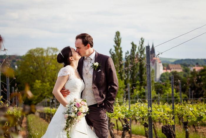 Hochzeitsfeier Weinberge Meissen