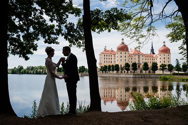 Hochzeit Schloss Moritzburg