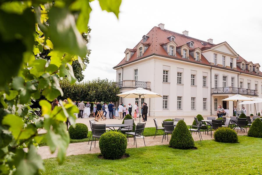 Hochzeit Schloss Wackerbarth Radebeul